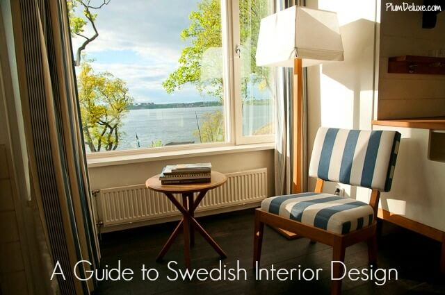 A Guide to Swedish Interior Design (That Isn't IKEA)