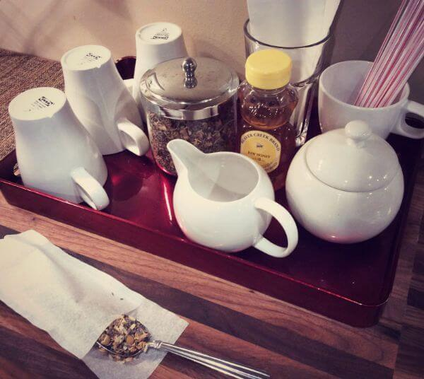 tea subscription for business office