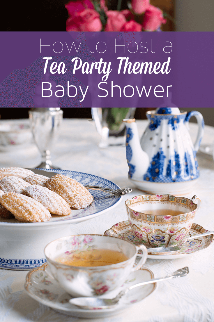 how to host a tea party themed baby shower  ideas  recipes