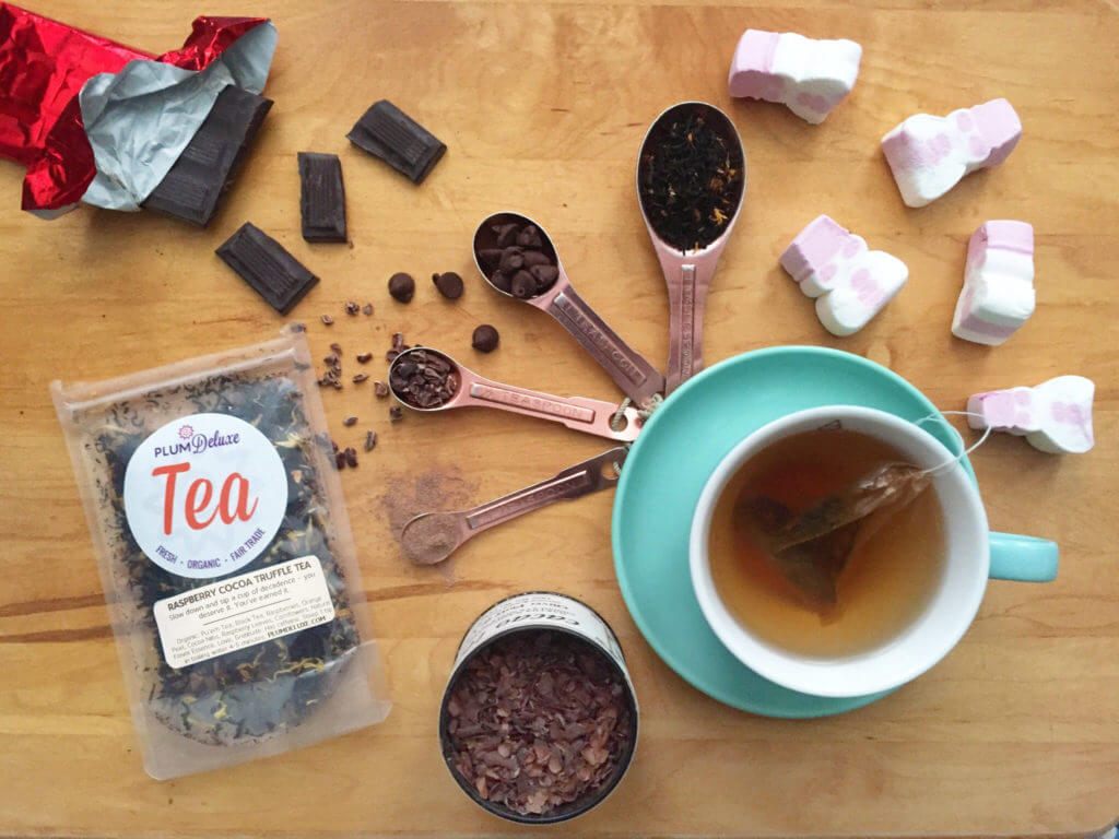 Searching for the Best Chocolate Tea